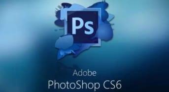 Photoshop CS6 Full key Activate của hãng Adobe