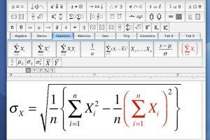 Phần mềm Mathtype 6.9 full Key tạo công thức toán học