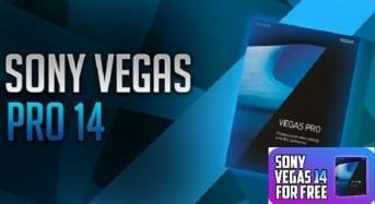 Phần mềm làm phim Sony vegas Pro 14 Full Activate