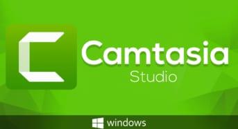 Camtasia Studio 9.1.2 Full-Phần mềm làm video chuyên nghiệp