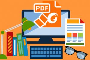Foxit Reader 9.7.0 build 29455 đọc file PDF