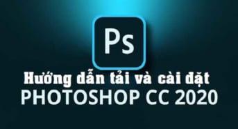 Adobe Photoshop 2020 Full hướng dẫn tải và cài đặt