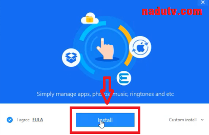 Copy File từ iphone
