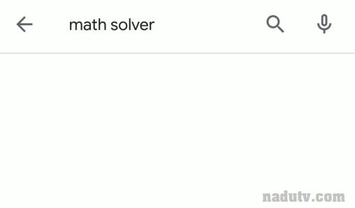 tìm kiếm math slover