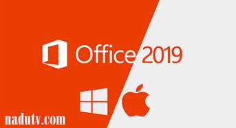 Microsoft Office 2019 .ISO 32/64 Bit Full Activate bản quyền