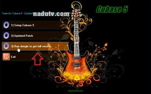 Phần mềm thu âm Cubase 5