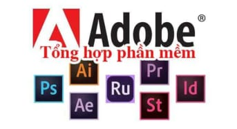 Total software Adobe 2020 Activated-Full bộ cài của hãng Adobe