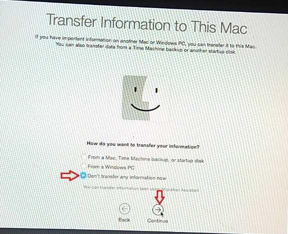 Hướng dẫn Cài MacOs lên PC