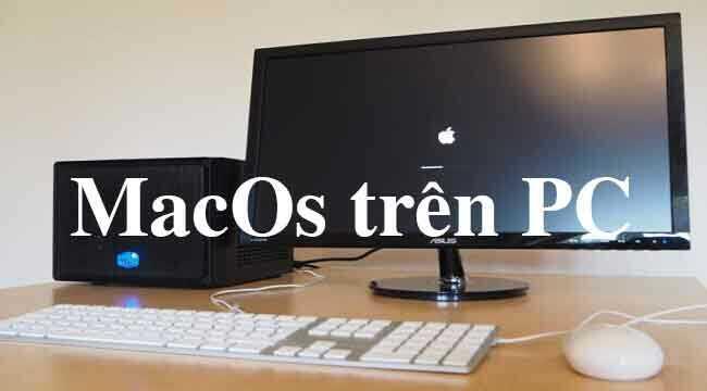 Hướng dẫn Cài MacOs lên PC Bằng USB boot TransMac