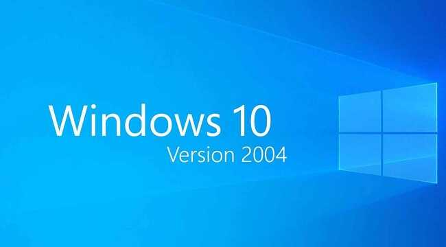Windows 10 ver2004 86/64bit Consumer Editions