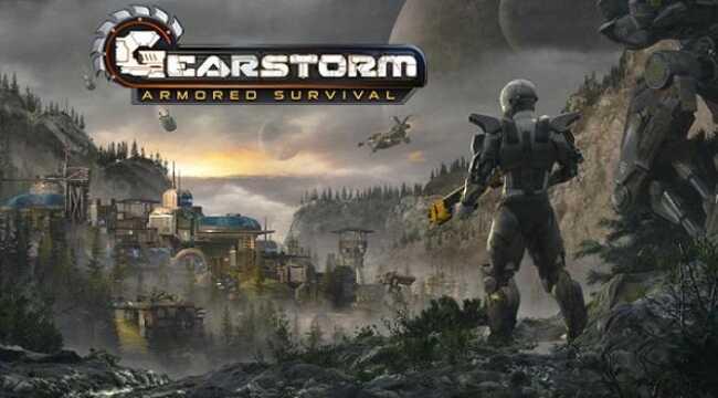 GearStorm Armored Survival – Trò chơi sinh tồn nhập vai
