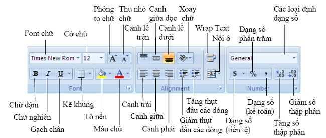Giáo trình học Excel 2010