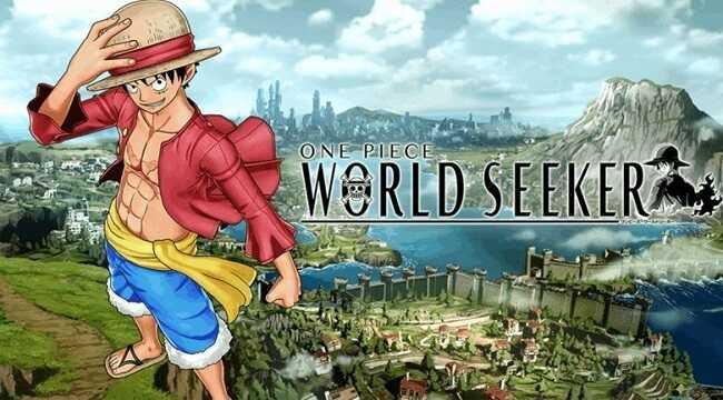 ONE PIECE World Seeker – Trò chơi phưu lưu hành động
