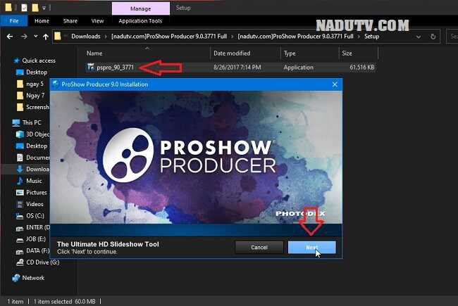 ProShow Producer 9.0.3771