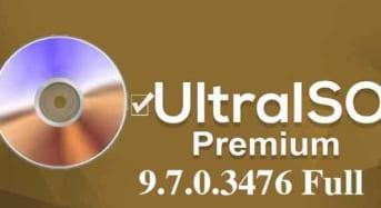 UltraISO Premium 9.7.0.3476 Full – Phần mềm đọc và tạo file Iso