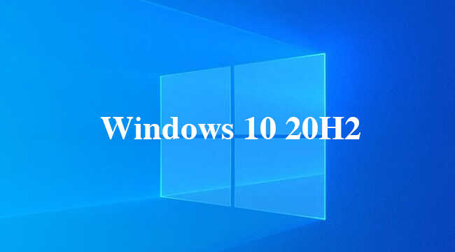 Windows 10 20H2 bản cập nhật của Microsoft