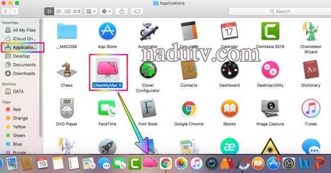 CleanMyMac 4X Full Activate