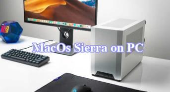 Cài MacOs Sierra lên PC full 100% không lỗi