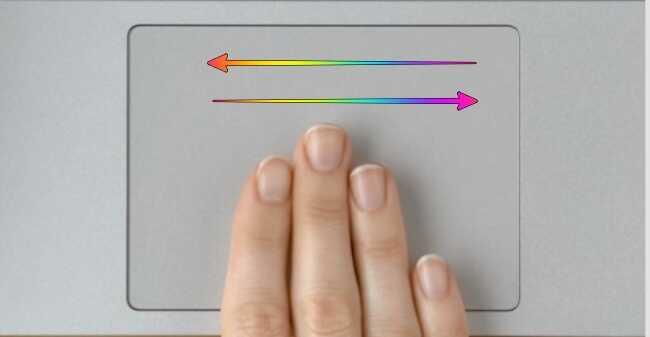 Cách sử dụng trackpad trên Macbook
