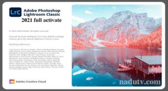 Adobe Lightroom Classic 2021 full Activate