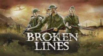 Game Broken Lines cho Mac – Trò chơi về thế chiến thứ 2