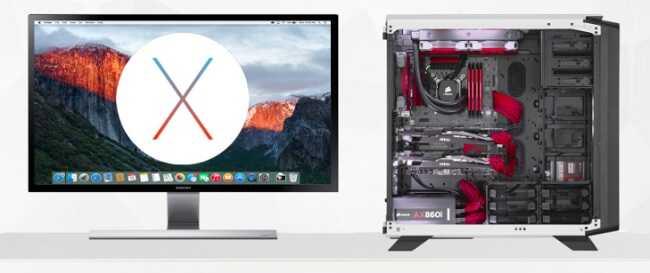 Phần cứng cài macOS lên PC
