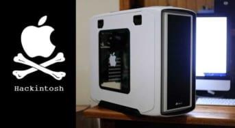 Phần cứng cài macOS lên PC giải pháp về Hackintosh