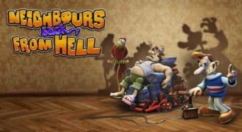 Neighbours from Hell cho Mac-Game hài, vui nhộn