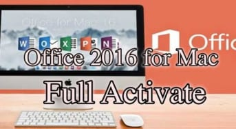 Office 2016 Full Activate cho MacOs [GoogleDriver]