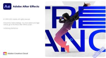 After Effects 2021 full (x64) Phần mềm tạo kỹ xảo điện ảnh