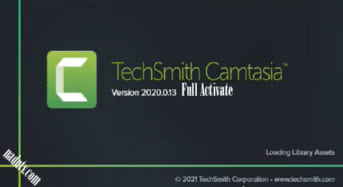Camtasia Studio 2021 Full trình làm video chuyên nghiệp
