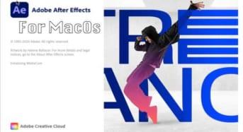 After Effects 2020 cho MacOs-PM làm Kỹ xảo điện ảnh