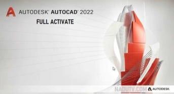 AutoCAD 2022 full activate hướng dẫn Cài đặt