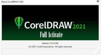 CorelDRAW Graphics Suite 2021 Full v23.0.0.363 (x64)