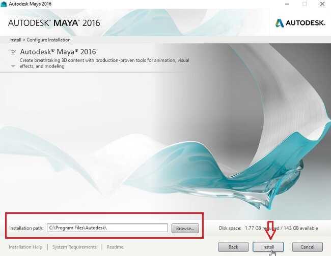 Maya 2016 SP6 Full Activate