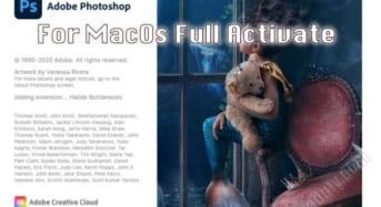 Photoshop 2020 for MacOs Full – PM chỉnh sửa ảnh chuyên nghiệp