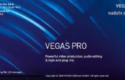 MAGIX VEGAS Pro v18.0.0.482 (x64) trình chỉnh sửa video