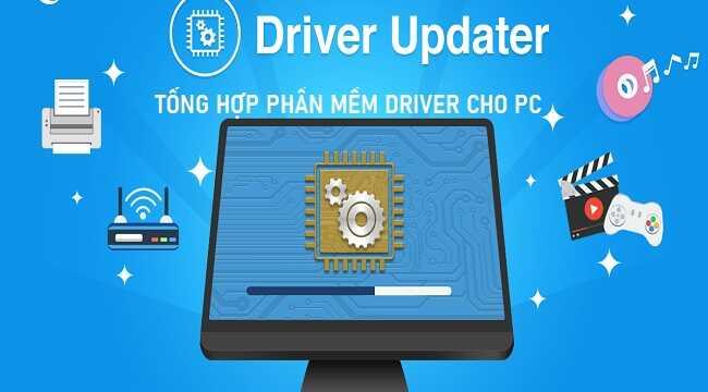 Tổng hợp phần mềm cài driver miễn phí dành cho máy tính