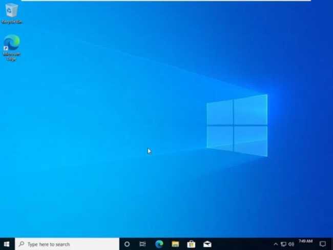 Windows 10 20H2 (19042.928) Tháng 4