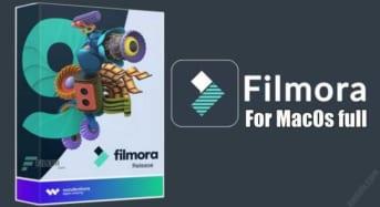 Wondershare Filmora 9 cho MacOs Ứng dụng chỉnh sửa Video