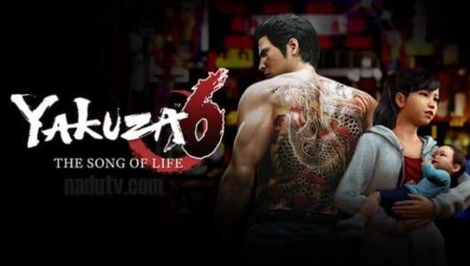 Game hành động Nhật Yakuza 6 xã hội đen: The Song of Life