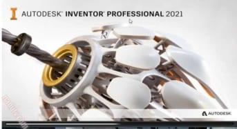 Autodesk Inventor 2021 Full thiết kế mô phỏng 3D