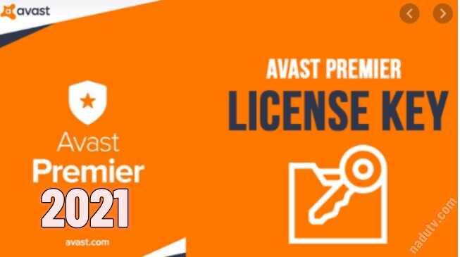 Avast Premium Security 2021 v21.3+Key bản quyền