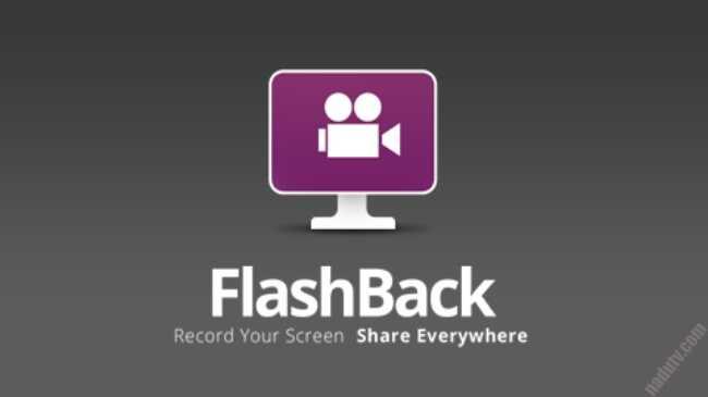 Quay màn hình máy tính bằng BB FlashBack Pro Full