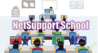 Quản lý lớp học máy tính bằng NetSupport School v14