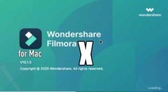 Wondershare Filmora X Cho MacOS Edit video chuyên nghiệp