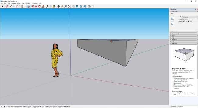 Phần mềm thiết kế 3D SketchUp