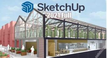 Phần mềm thiết kế 3D SketchUp Pro 2021 v21.1.279 Full