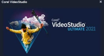 Phần mềm làm phim Corel VideoStudio Ultimate 2021 Full