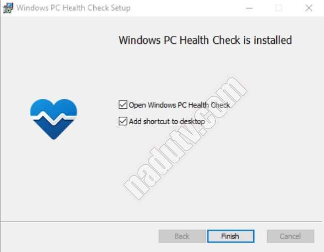 Phần mềm kiểm tra Windows 11